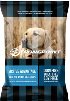 Strongpoint Beef & Brown Rice