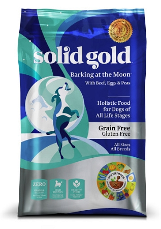 Solid Gold Barking at The Moon