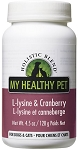 Holistic Blend L-lysine & Cranberry for Dogs & Cats, 4.5-oz bottle