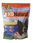 K9 Natural Raw Frozen Chicken Feast
