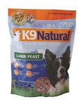 K9 Natural Raw Frozen Lamb Feast