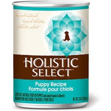 Holistic Select Puppy Canned Dog Food