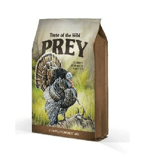 Taste of the Wild Prey Turkey 25 LB