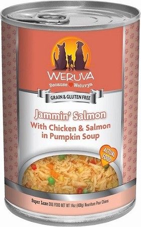 Weruva Dog - Jammin Salmon