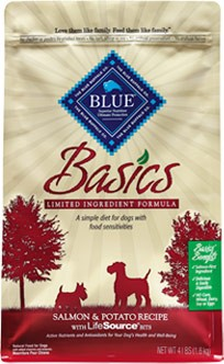 Blue Buffalo K9 Basics Salmon