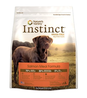 Nature's Variety Instinct Salmon Dog Food