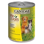 Canidae Chicken and Rice Cans