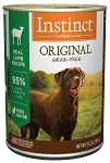 Instinct Grain-Free Lamb Formula Canned Dog Food