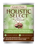 Holistic Select Chicken and Lamb Canned Pet Food
