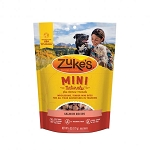Zuke's Mini Naturals Salmon Recipe Training Dog Treats