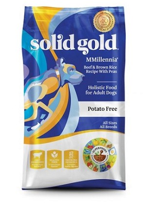 Solid Gold Mmillennia Dry Dog Food