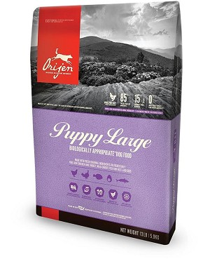 Orijen Large Breed Puppy Kibble