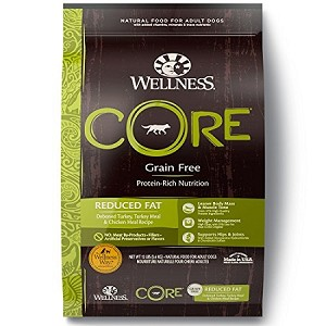 CORE Natural Grain Free Reduced Fat Weight Management Turkey & Chicken Recipe Dry Dog Food