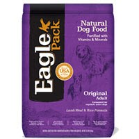 Eagle Pack Natural Lamb and Rice