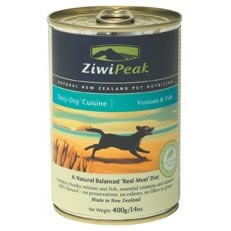Ziwi Peak Fish Dog Food Cans