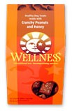 Wellness Peanut and Honey Wellbars Dog Treats