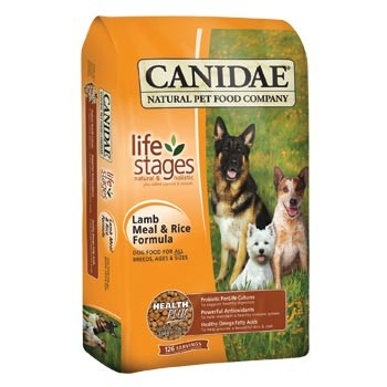 Canidae Lamb and Rice Dry Dog Food