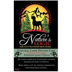 Nature's Logic Lamb Dog Kibble